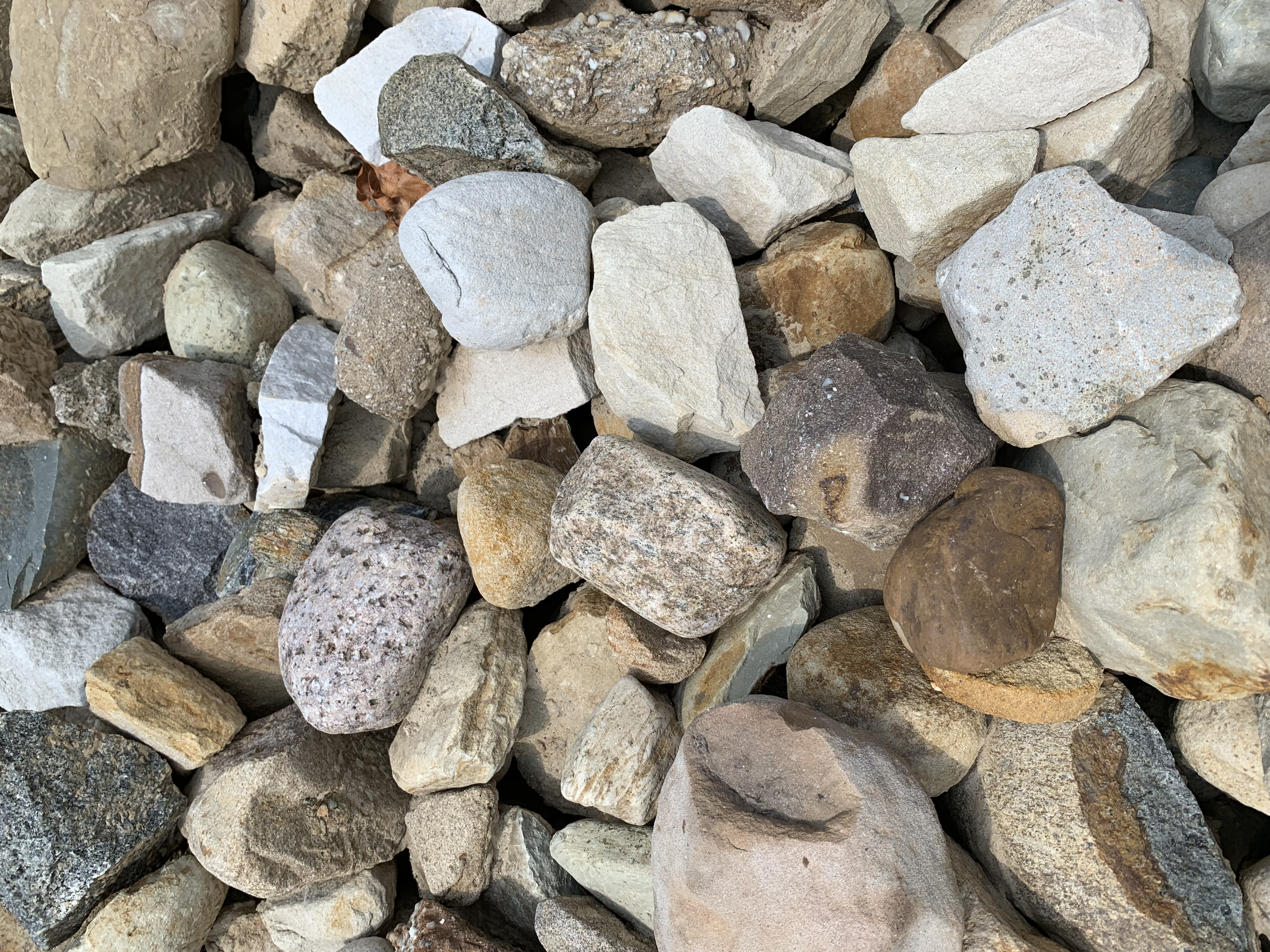 Crushed Rock Sand Gravel Consumer Builders Supply