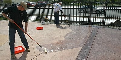 5 Reasons Why You Should Use A Water Based Concrete Sealer